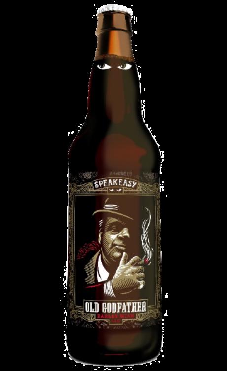 Speakeasy Old Godfather Barleywine