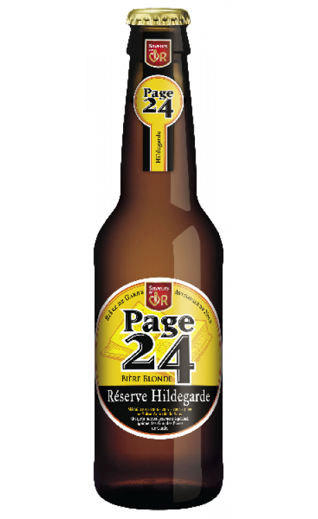 Pge 24 Hildegarde Blonde