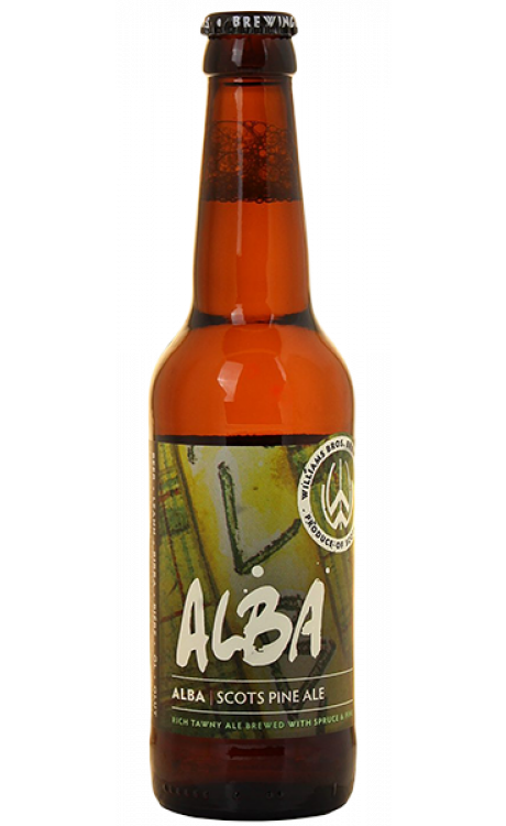 Williams Bros Alba Scots Pine Ale