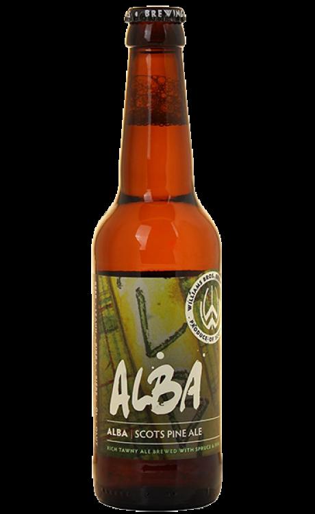 Williams Bros Alba Scots Pine Ale