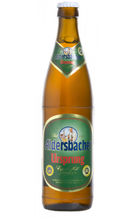 Aldersbacher - Ursprung