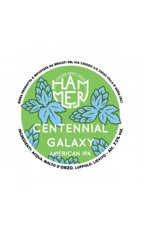 American IPA Galaxy - Centennial