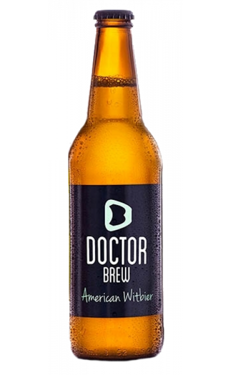 Doctor Brew American Witbier