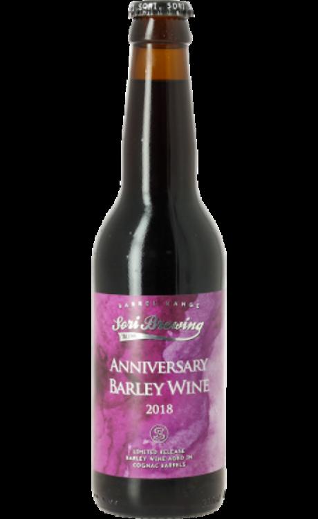 Anniversary Barley Wine 2018