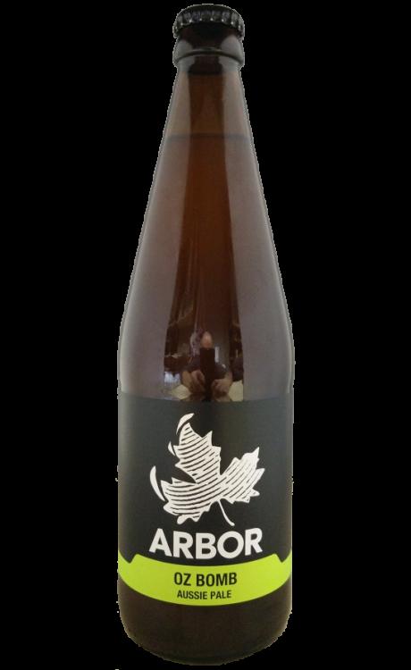 Arbor Oz Bomb IPA