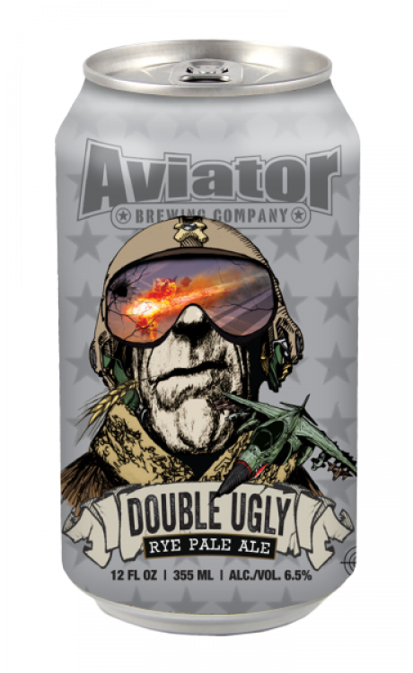 Double Ugly Rye Pale Ale