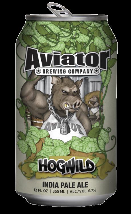 Aviator HogWild IPA