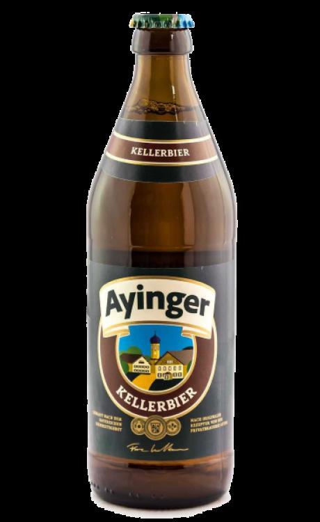 Ayinger Liebhard's Kellerbier da 50cl