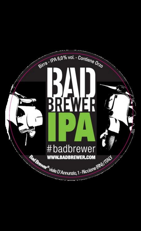 Bad Brewer Pale Ale