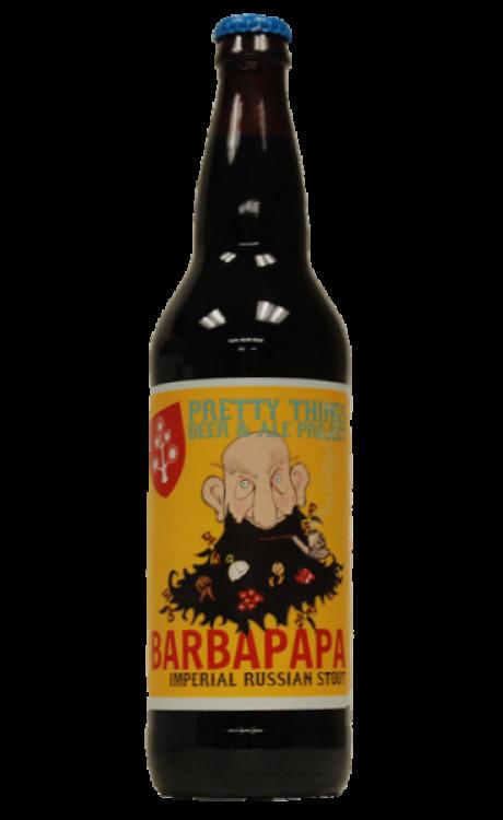 Pretty Things Beer & Ale Project Barbapapà