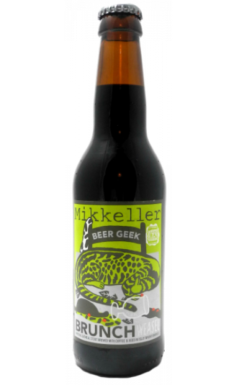 Mikkeller Beer Geek Brunch Weasel Islay Edition