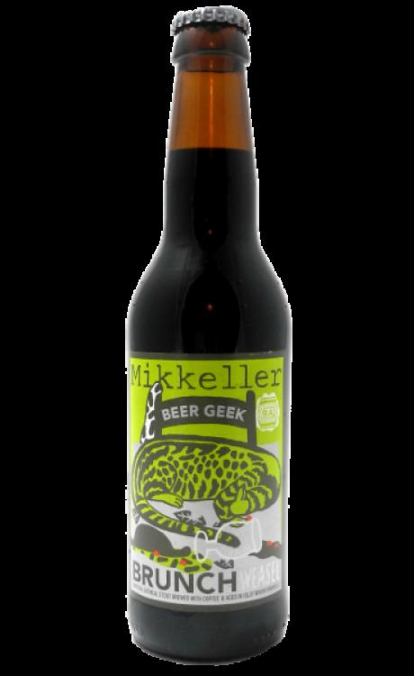 Mikkeller Beer Geek Brunch Weasel Islay Edition