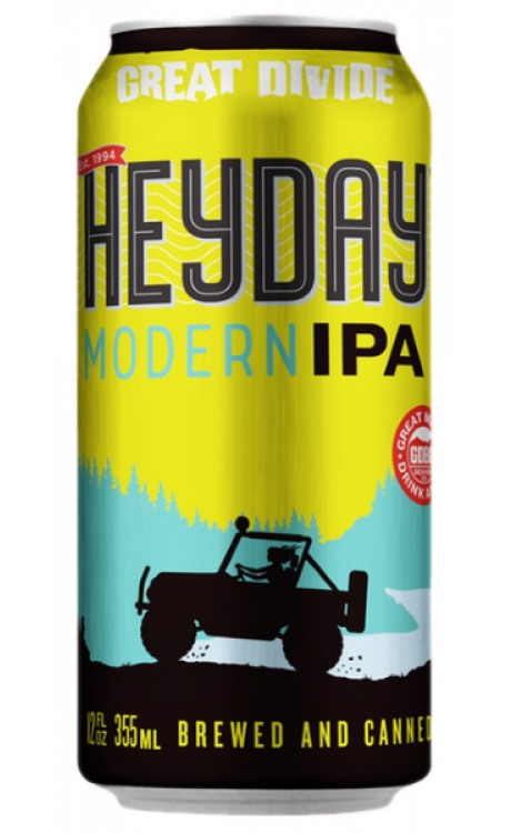 Heyday Modern IPA