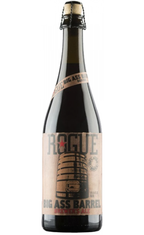 Rogue Big Ass Barrel Brewer's 75cl