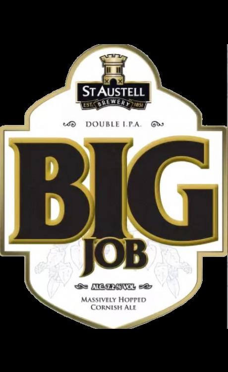 St. Austell Big Job