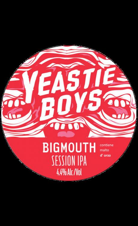 Bigmouth fusto