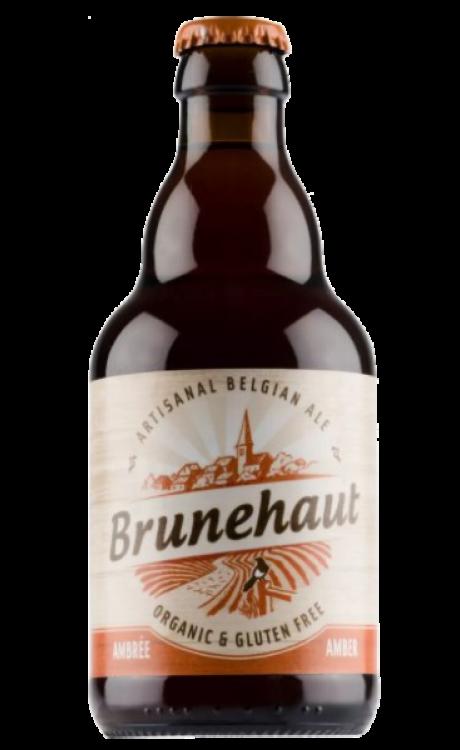Brunehaut Bio Ambrée Gluten Free