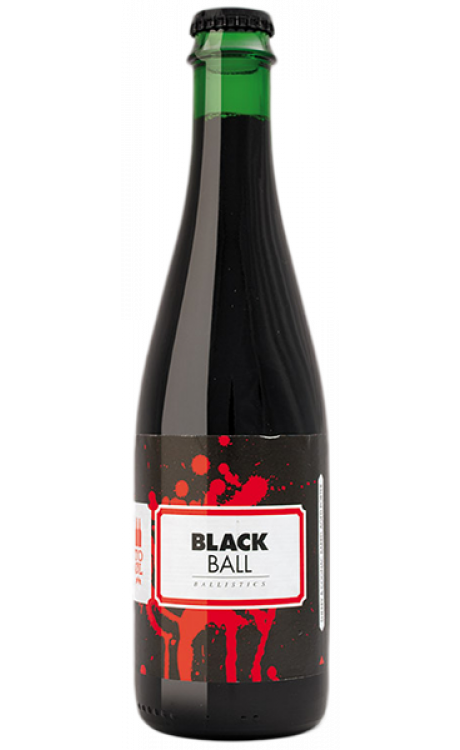 To Øl Black Ball Ballistic