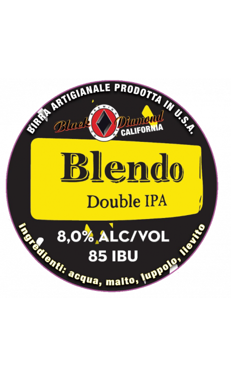 Blendo Double IPA