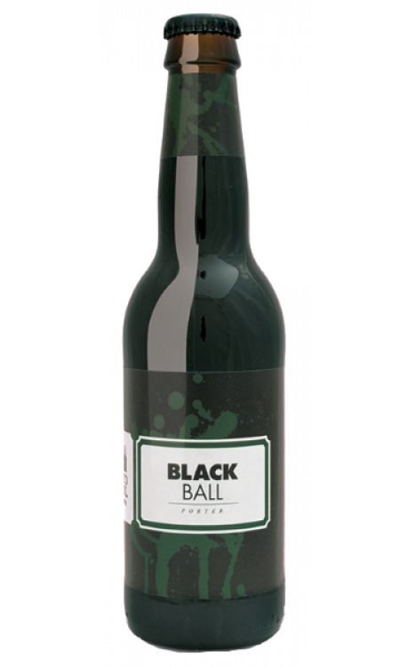 To Øl Black Ball Porter
