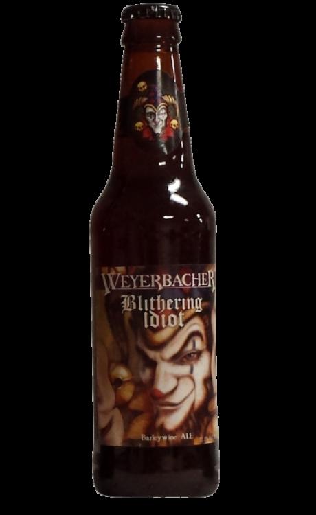 Weyerbacher Blithering Idiot