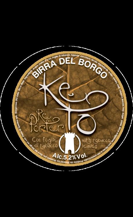 Birra del Borgo - Keto Reporter