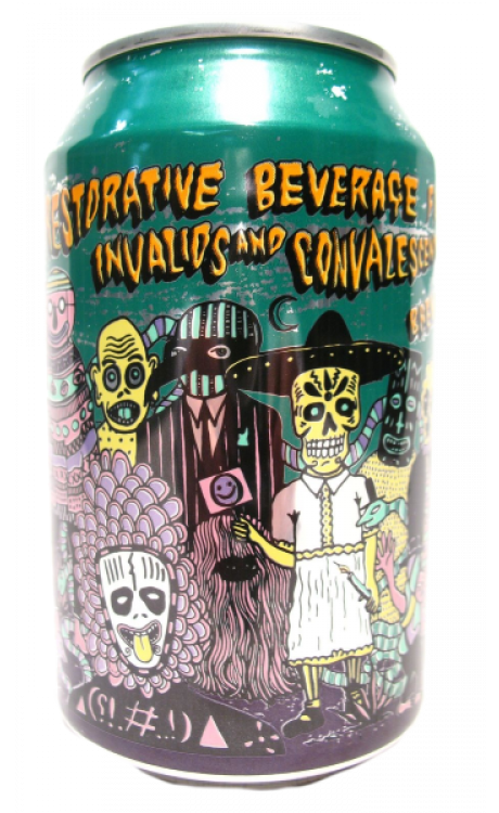 Brewdog Restorative Beverage for Invalids and Convalescents