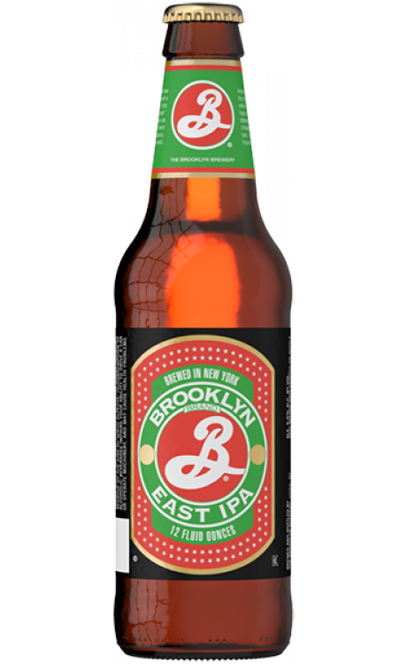 Brooklyn East IPA 35.5cl
