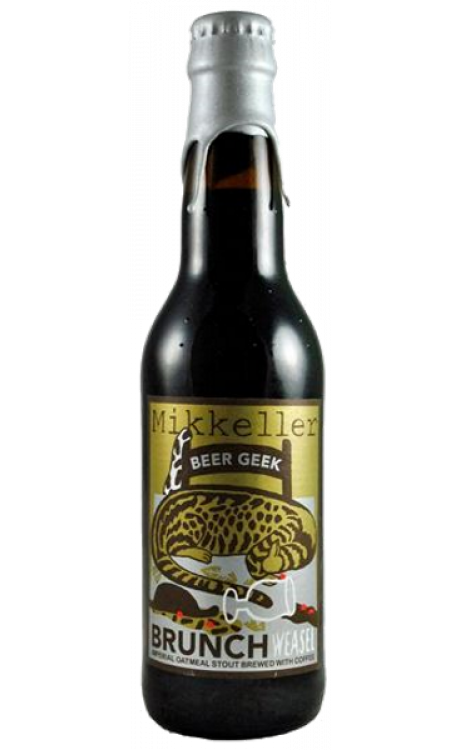 Mikkeller Beer Geek Brunch Weasel Cognac