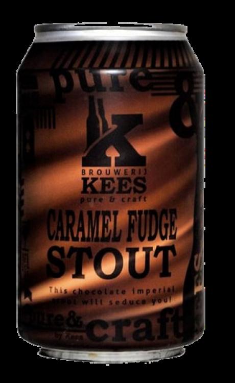 Brouwerij Kees - Caramel Fudge Stout