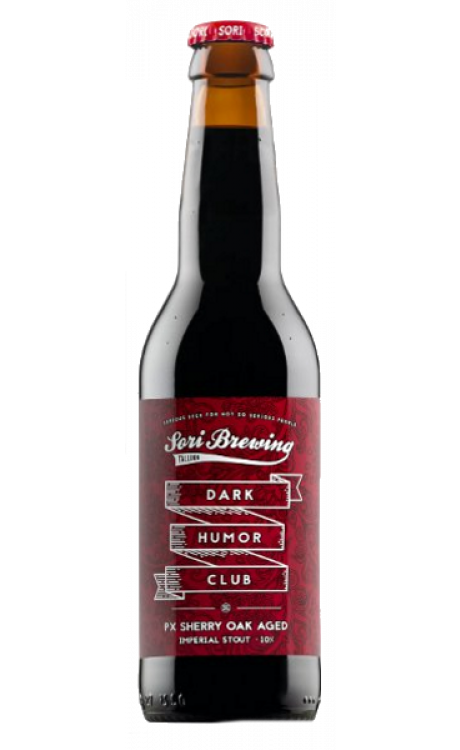 Dark Humor Club PX Sherry