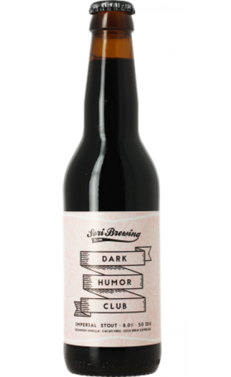 Dark Humor Club Bourbon Vanilla
