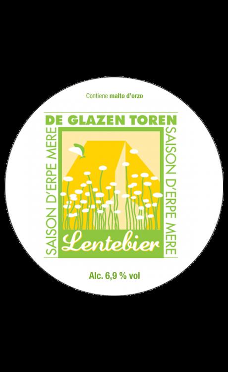 De Glazen Toren - Lentebier