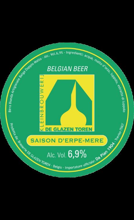 De Glazen Toren - Saison D'Erpe Mere