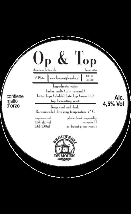 De Molen - Op & Top