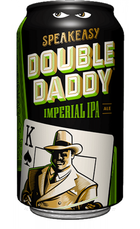Speakeasy  Doubble Daddy Imperial IPA