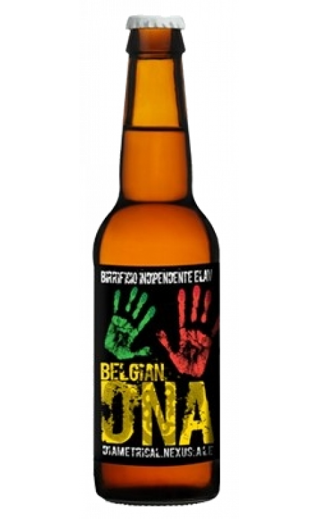 Belgian DNA 33cl - Cartone da 24 bottiglie