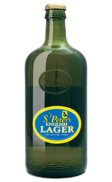 St. Peter's English Lager