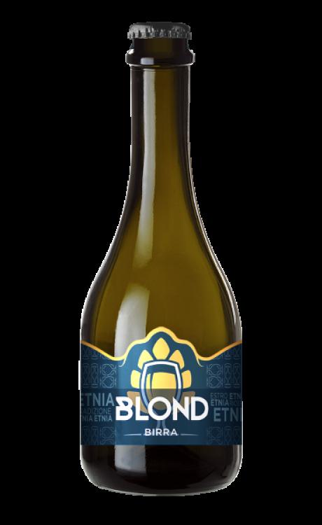 Birra Etnia Blond