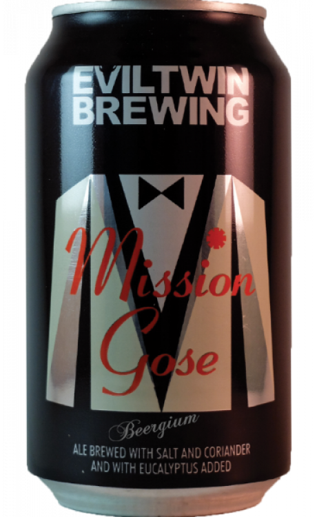 Evil Twin - Mission Gose