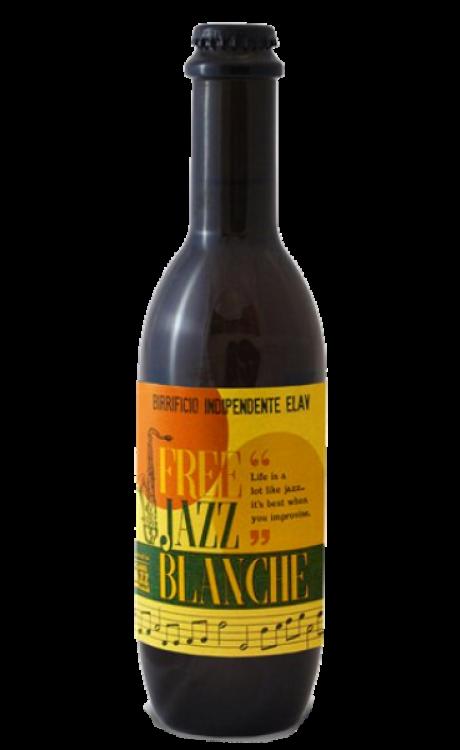 Free Jazz Blanche