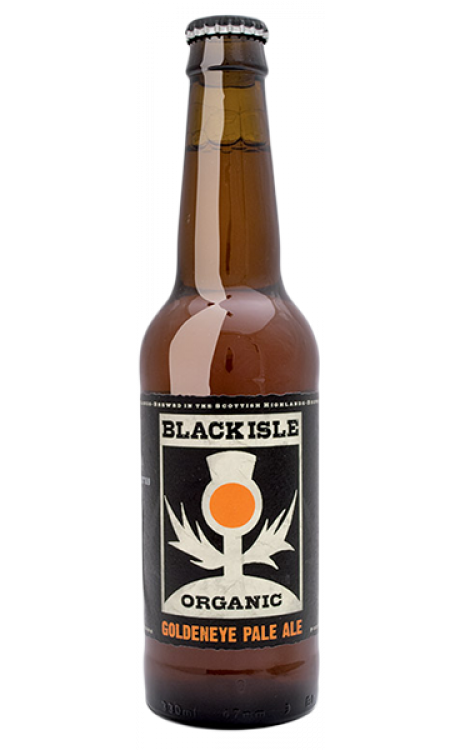 Black Isle Goldeneye Bio