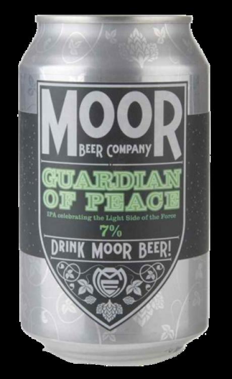 Moor Guardian of Peace