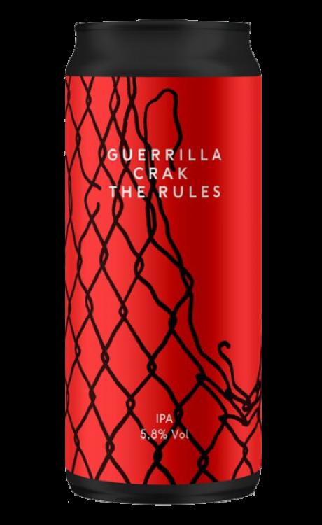 Guerrilla Crak the Rules