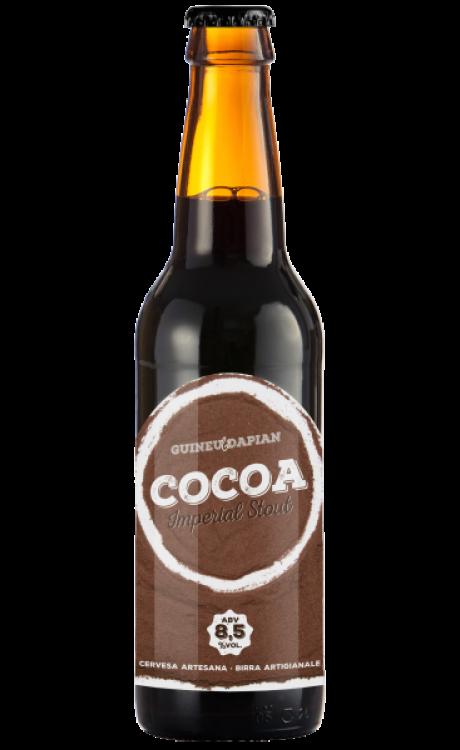 Guineu Cocoa Imperial Stout