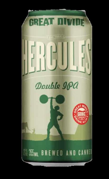 Great Divide - Hercules Double IPA
