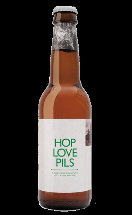 To Øl Hop Love Pils