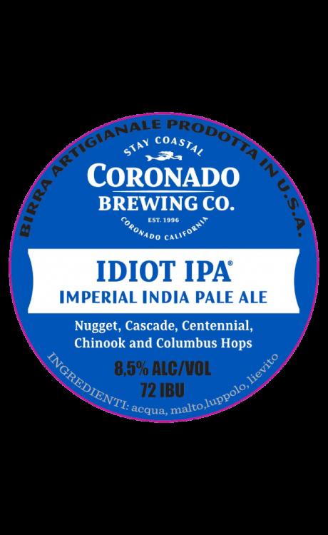 Coronado - Idiot IPA