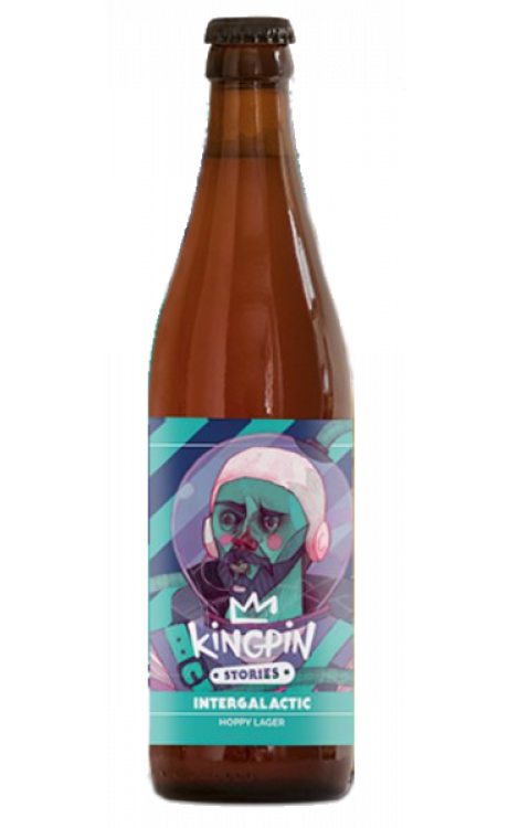 kingpin - Intergalactic