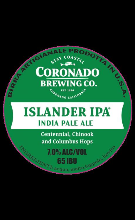 Coronado - Islander IPA